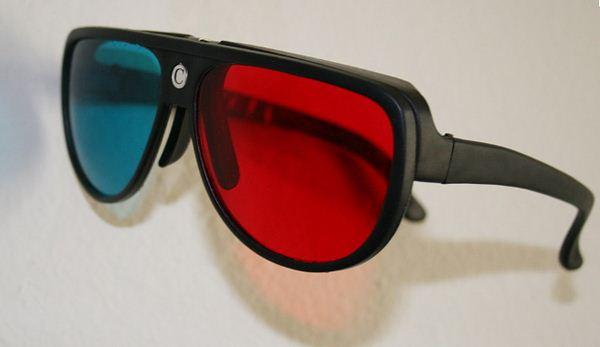 Cara Membuat Kacamata 3 Dimensi