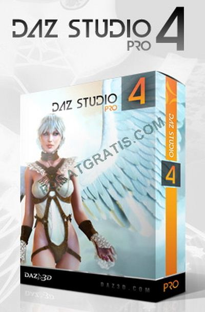 Daz Studio Pro 4 Gratis