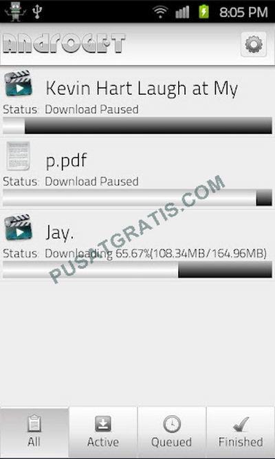 Cara Mempercepat Download File Besar di Android