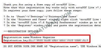 Download NovaPDF Lite 7.5 untuk Membuat File PDF
