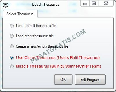 Dapatkan SpinnerChief 2 Beta : Software Artikel Spinner dengan Fitur Premium