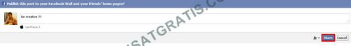 Cara Update Status via BlackBerry, iPhone, iPad, dll Langsung dari PC Anda!