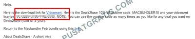 Lisensi Video Converter untuk Mac Gratis
