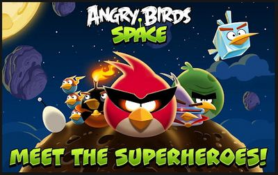 Angry Birds Space kini Sudah Tersedia Gratis untuk Android