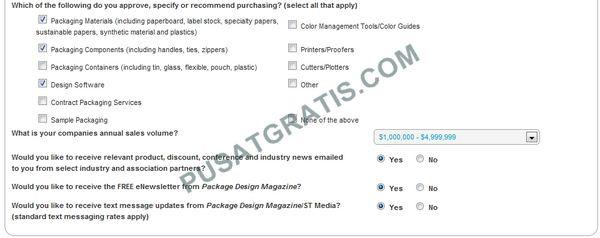 Dapatkan Majalah Impor : Package Design Magazine