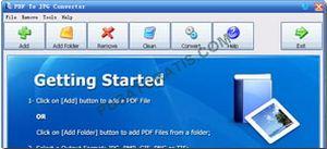 Merubah File PDF ke JPG