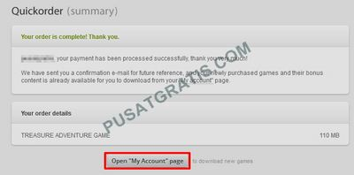 Cara Download Game Treasure Adventure Secara Gratis dan Legal