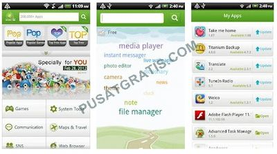 Mencari Aplikasi Android Menjadi Lebih Mudah dengan BravoSE
