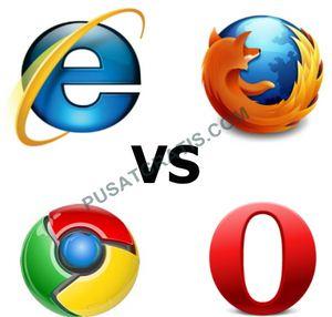 Browser yang Paling Cocok Digunakan Saat Baterai Laptop Lemah