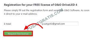 Isikan alamat email anda