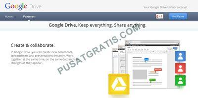 Sudah Dapat 5GB Storage Gratis dari Google Drive Belum?