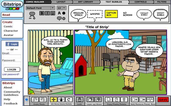 5 Tools Gratis untuk Membuat Komik dengan Mudah