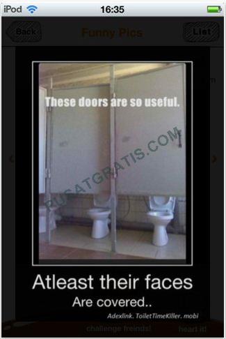 Toilet Time Killer : Menghabiskan Waktu di Toilet Jadi Menyenangkan..eh??