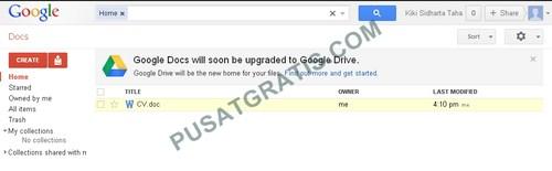 Menyimpan Lampiran Gmail anda langsung ke Google Drive dengan Gmail Attachment to Drive