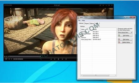 Menggunakan Hotkeys untuk Mengontrol berbagai Media Player yang Anda Miliki dengan MPH