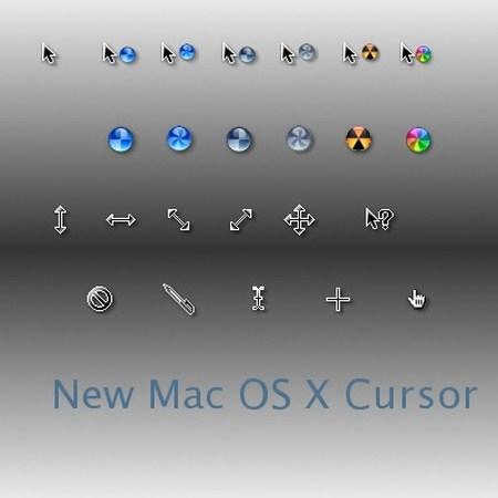 Mac_OS_X_Cursors