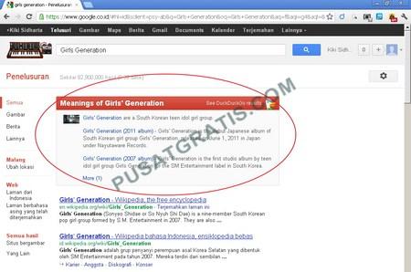 DuckDuckGo Zero-Click Info: Ekstensi Chrome untuk menambahkan jawaban instan pada hasil pencarian Google