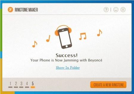 Membuat Ringtone untuk iPhone, Android, Blackberry, Symbian, dll dengan Ringtone Maker
