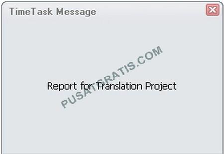 Time Task: Memanajemen Tugas Anda Disertai Music Player dan File Launcher