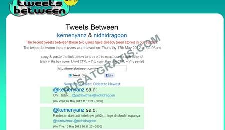 TweetsBetween2