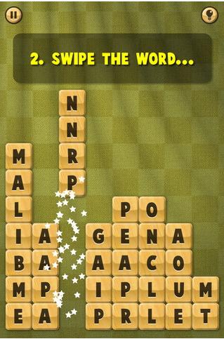 WordCollapse – Puzzle kata-kata ala Tetris