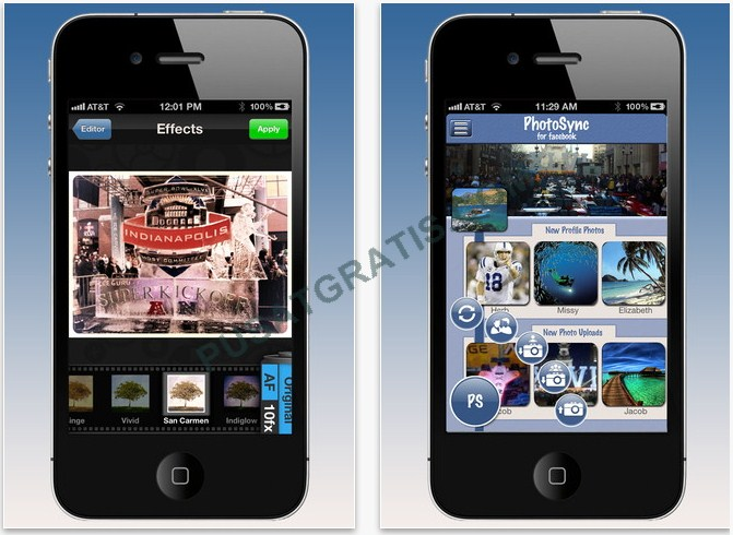 PhotoSync for Facebook