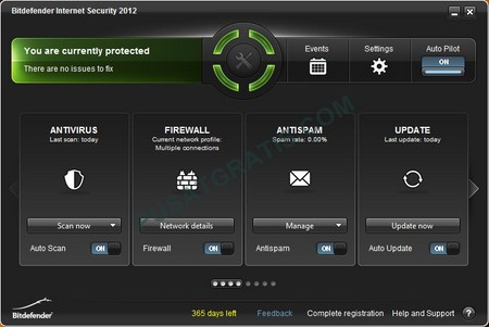Download BitDefender Internet Security 2012 Secara Gratis dan Legal