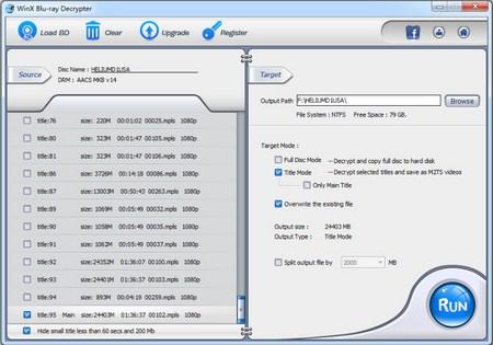 Ada yang Mau Lisensi WinX Blu-ray Decrypter Gratis