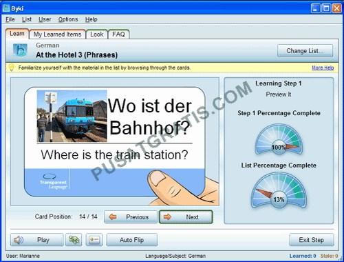Software Belajar Bahasa