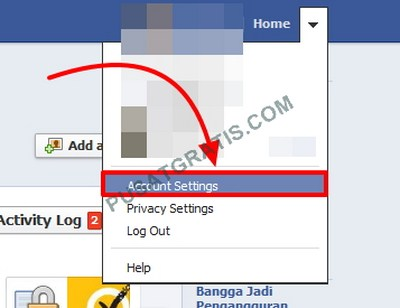 Cara Mendownload Semua Data di Facebook Anda