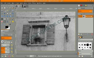 GIMP 2.8 : Software Gratis Alternatif Photoshop Telah Dirilis