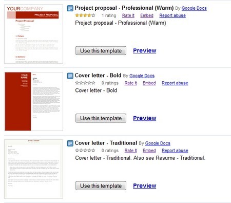Google Menambahkan Lebih dari 450 Font dan 60 Template Dokumen Baru di Google Docs