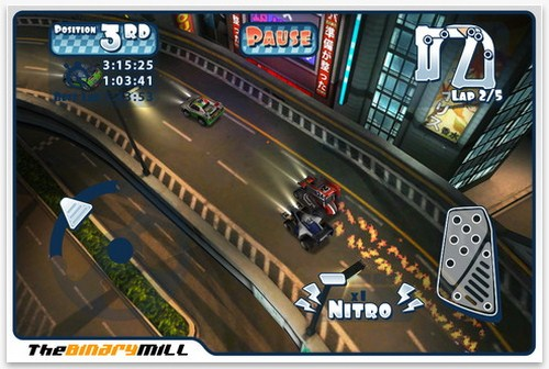 Mini Motor Racing - Recommended Game