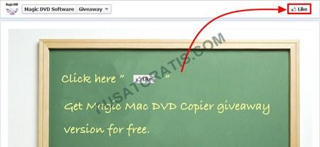 Dapatkan Lisensi Magic DVD Copier