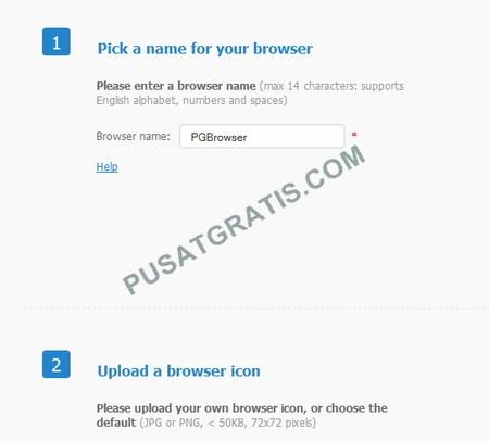 Cara Membuat Browser Android Sendiri dalam 3 Langkah Mudah