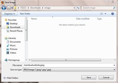 Menyimpan Banyak Gambar dari Internet Menjadi Lebih Mudah dengan Firefox