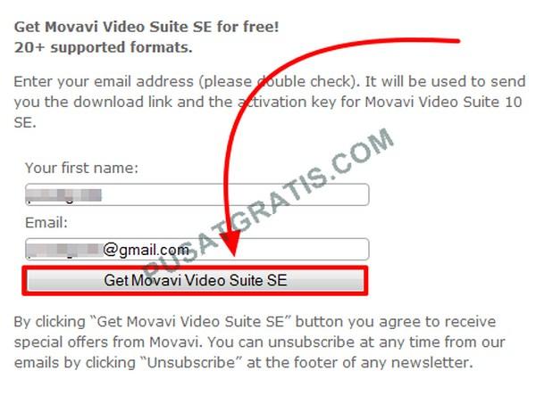 Dapatkan Lisensi Movavi Video Suite Special Edition