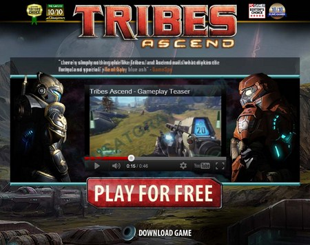 Tribes: Ascend - Game First-Person Shooter Multiplayer Gratis yang Seru