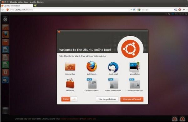 Ubuntu 12.04 LTS telah Dirilis
