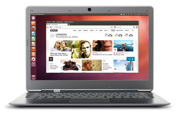 Manisnya Tampilan Ubuntu 12.04