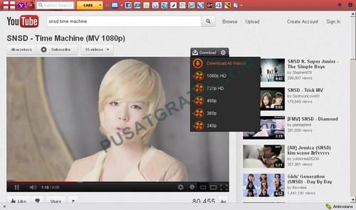 Mendownload Video dari YouTube, Facebook, Vevo dan Berbagai Situs Video Lainnya dengan Wondershare vDownloader