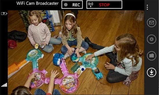 Cam Broadcaster