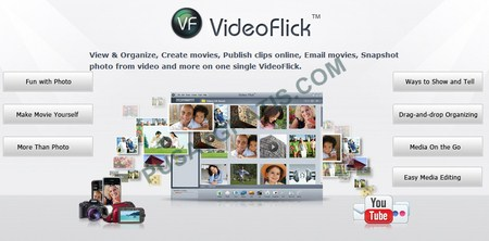 Membuat Film Sendiri dari Kumpulan Foto dan Video dengan VideoFlick