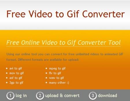 2 Video to GIF Converter Gratis untuk Membuat GIF dari Video
