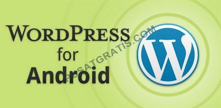 wordpress untuk Android