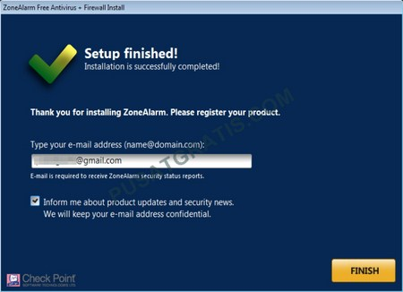 Software Firewall Gratis
