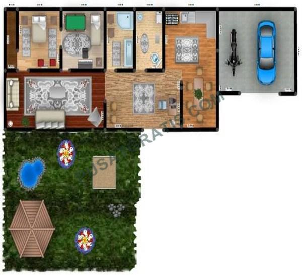 Aplikasi Gratis Desain Rumah Minimalis dengan Mudah