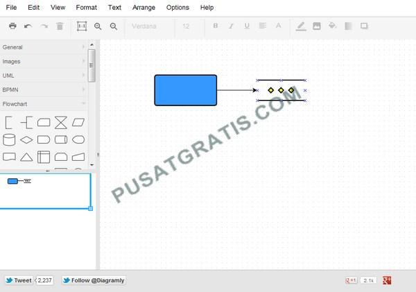 Aplikasi untuk Membuat Flowchart dan Diagram dengan Mudah