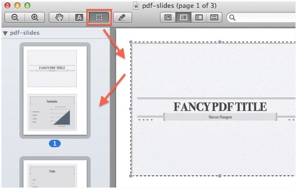 Hapus dan Potong File PDF dengan PDFsam