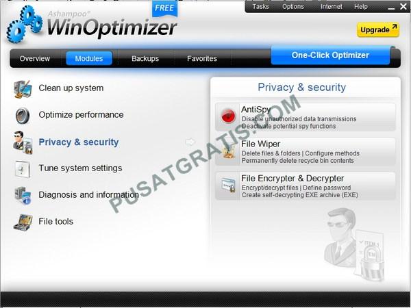 Memaksimalkan Kinerja PC dengan WinOptimizer